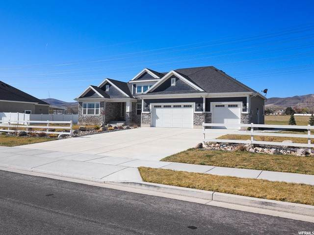 Single Family Homes por un Venta en 13902 OXFORDSHIRE Drive Bluffdale, Utah 84065 Estados Unidos