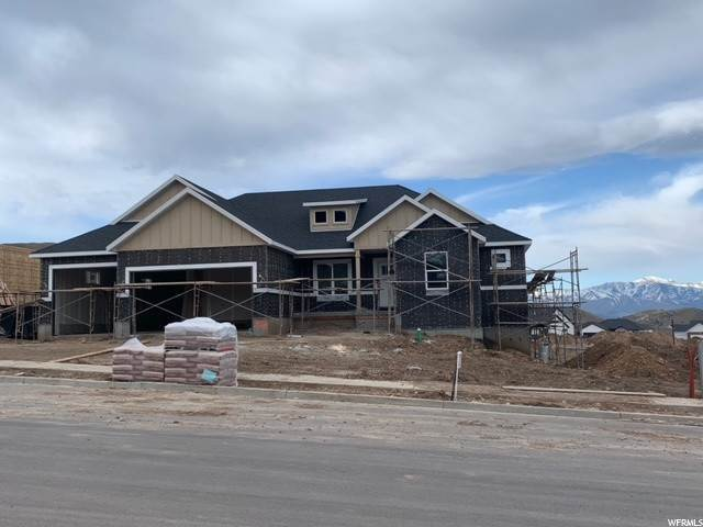 Single Family Homes для того Продажа на 344 CANYON OVERLOOK Drive Tooele, Юта 84074 Соединенные Штаты