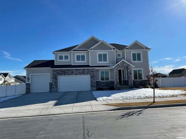 Single Family Homes for Sale at 3177 ROLLING CREEK WAY South Jordan, Utah 84095 United States