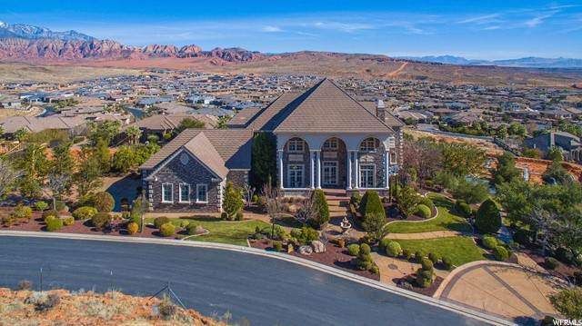 Single Family Homes voor Verkoop op 1496 HARVARD Avenue Washington, Utah 84780 Verenigde Staten