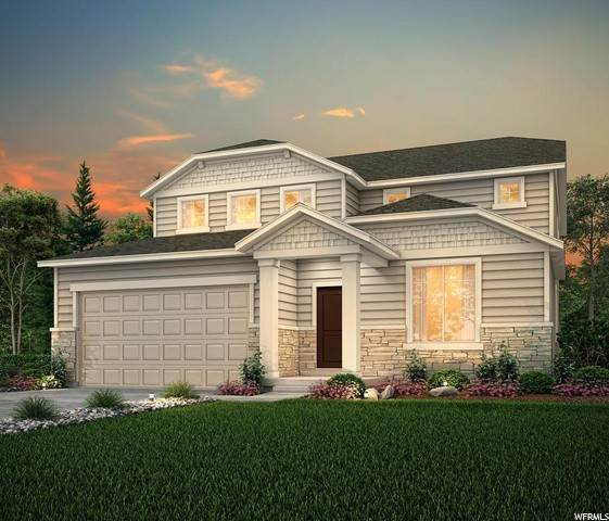 Single Family Homes pour l Vente à 7109 LARGO VISTA Drive West Valley City, Utah 84081 États-Unis