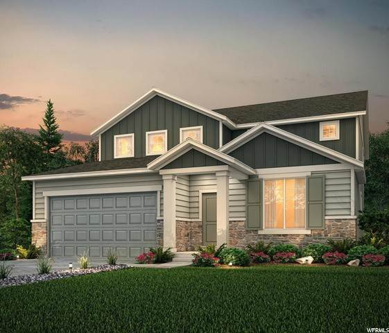 Single Family Homes pour l Vente à 7053 ECHOMOUNT Road West Valley City, Utah 84081 États-Unis