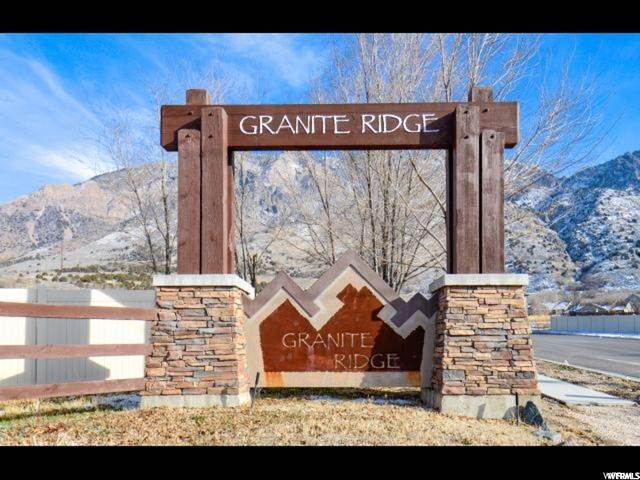 Terreno por un Venta en 326 SADDLEBACK RD LOT 41 Willard, Utah 84340 Estados Unidos