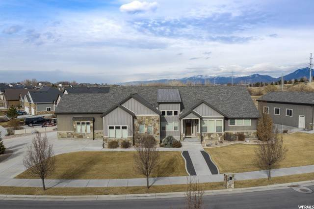 Single Family Homes for Sale at 1010 LAZY WATER South Jordan, Utah 84095 United States