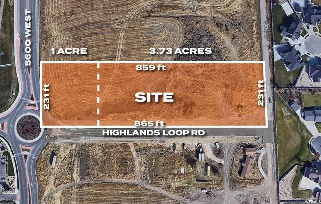 Land for Sale at 7592 5490 West Jordan, Utah 84081 United States