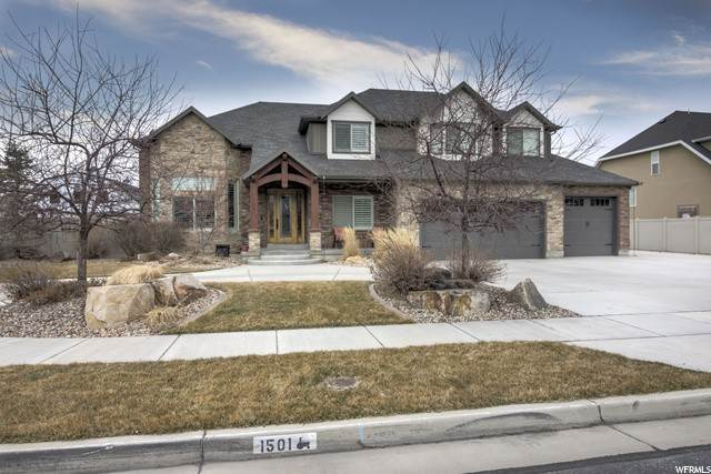 Single Family Homes por un Venta en 1501 1050 West Bountiful, Utah 84087 Estados Unidos