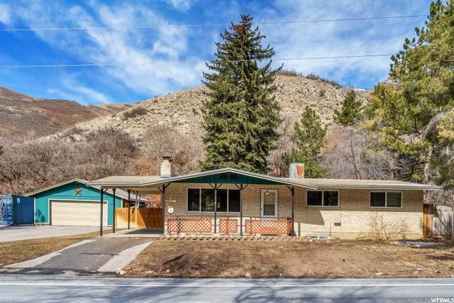 Single Family Homes for Sale at 3707 EMIGRATION CYN Road Emigration Canyon, Utah 84108 United States