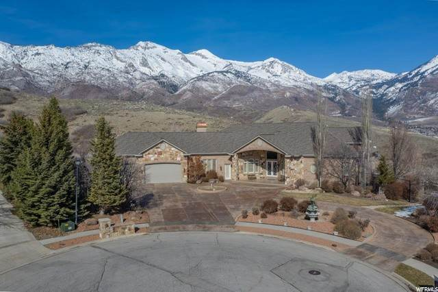 Single Family Homes for Sale at 423 LAKE VIEW Drive Alpine, Utah 84004 United States