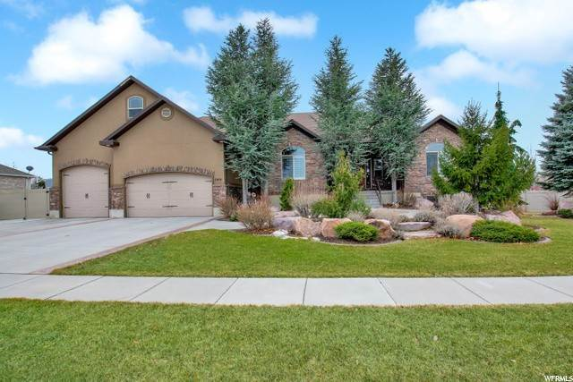Single Family Homes voor Verkoop op 5001 4175 West Haven, Utah 84401 Verenigde Staten