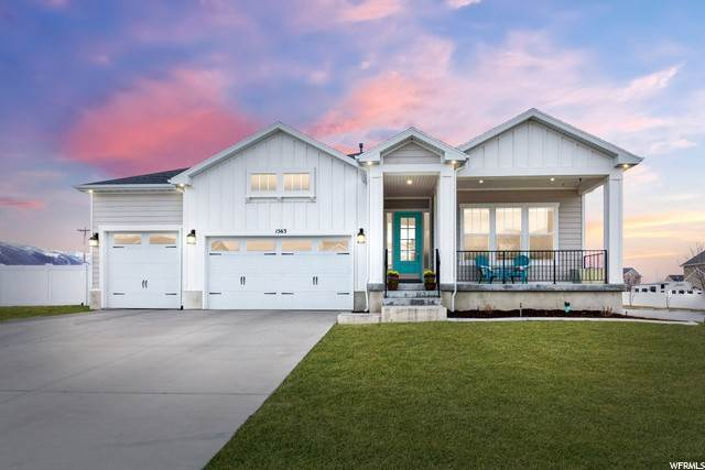 Single Family Homes por un Venta en 1563 SPRING MEADOW Lane Farmington, Utah 84025 Estados Unidos