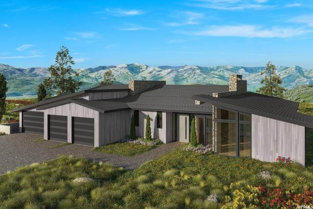 Single Family Homes for Sale at 8794 SILVER LIGHT Lane Park City, Utah 84098 United States
