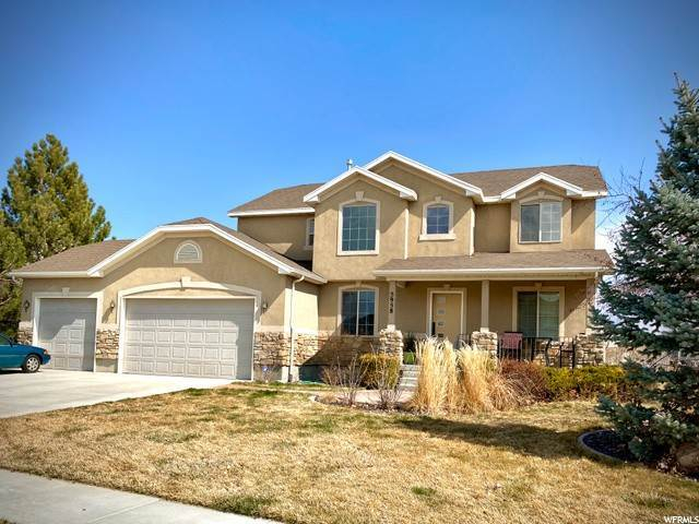 Single Family Homes para Venda às 5958 BAYSHORE Drive Stansbury Park, Utah 84074 Estados Unidos