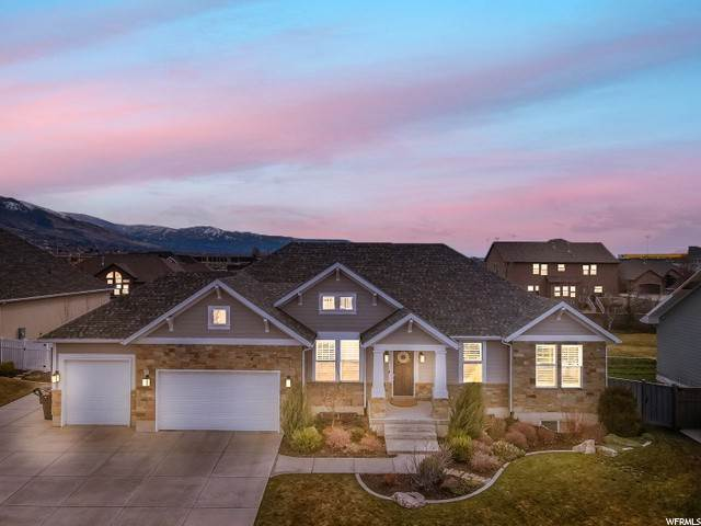 Single Family Homes por un Venta en 397 DANIEL Court Farmington, Utah 84025 Estados Unidos