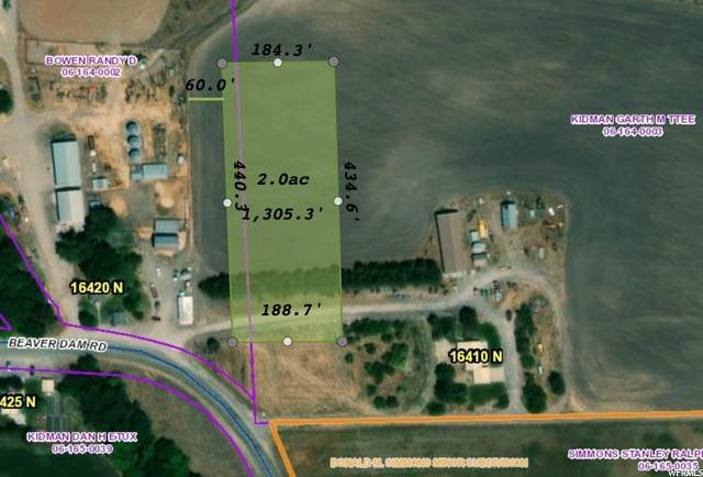 Land for Sale at 16412 BEAVER DAM Road Deweyville, Utah 84309 United States