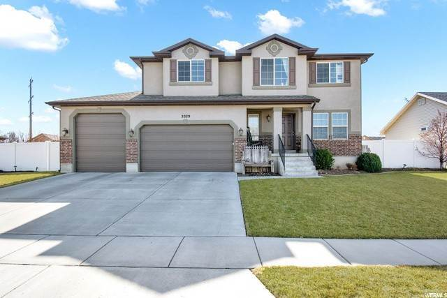 Single Family Homes voor Verkoop op 3329 ROSEWOOD Road West Haven, Utah 84401 Verenigde Staten