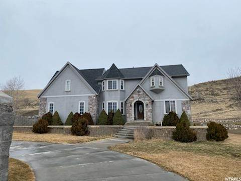 Single Family Homes vì Bán tại 3606 BLUE SAGE Road Morgan, Utah 84050 Hoa Kỳ