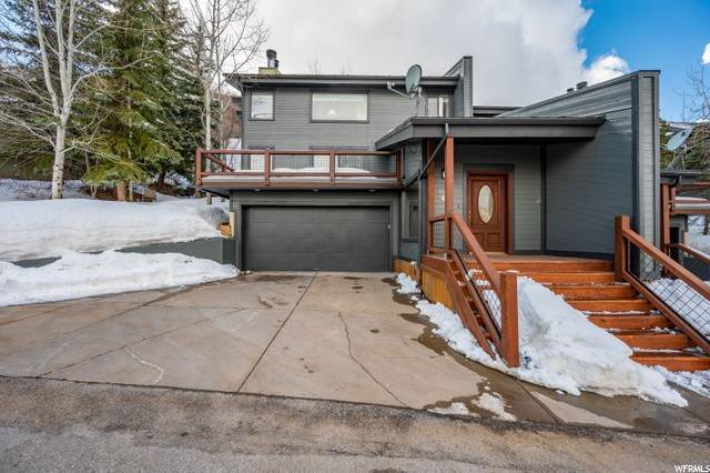 Twin Home for Sale at 1061 LOWELL Avenue Park City, Utah 84060 United States