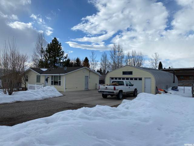Single Family Homes pour l Vente à 265 8TH Avenue Afton, Wyoming 83110 États-Unis