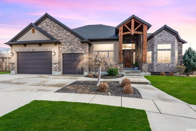 Single Family Homes por un Venta en 1456 JUNE Drive Farmington, Utah 84025 Estados Unidos