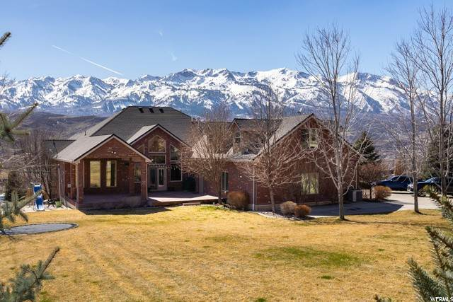 Single Family Homes vì Bán tại 3990 SUMMER RIDGE Road Morgan, Utah 84050 Hoa Kỳ
