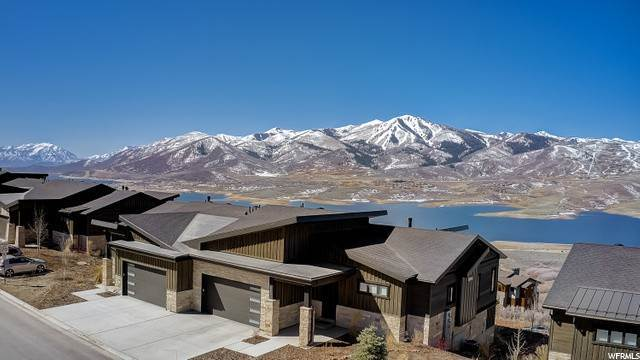 Twin Home for Sale at 11201 SHORELINE Drive Hideout Canyon, Utah 84036 United States