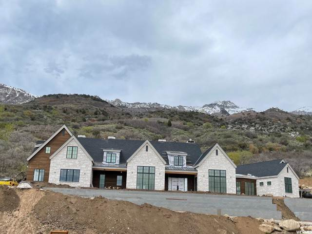 Single Family Homes for Sale at 2629 THREE FALLS Drive Alpine, Utah 84004 United States
