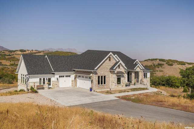 Single Family Homes vì Bán tại 3667 RIDGES Road Morgan, Utah 84050 Hoa Kỳ