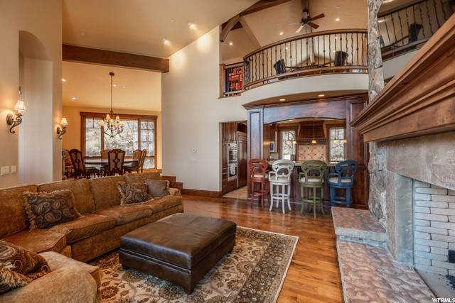 5. Single Family Homes for Sale at 3760 RISING STAR Lane Park City, Utah 84060 United States