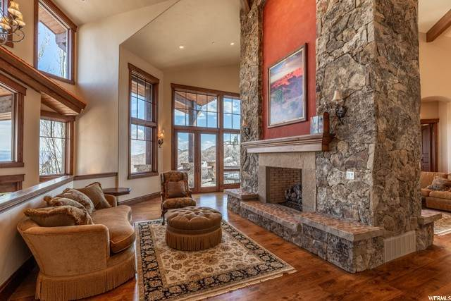 4. Single Family Homes for Sale at 3760 RISING STAR Lane Park City, Utah 84060 United States