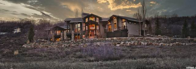 18. Single Family Homes for Sale at 3760 RISING STAR Lane Park City, Utah 84060 United States