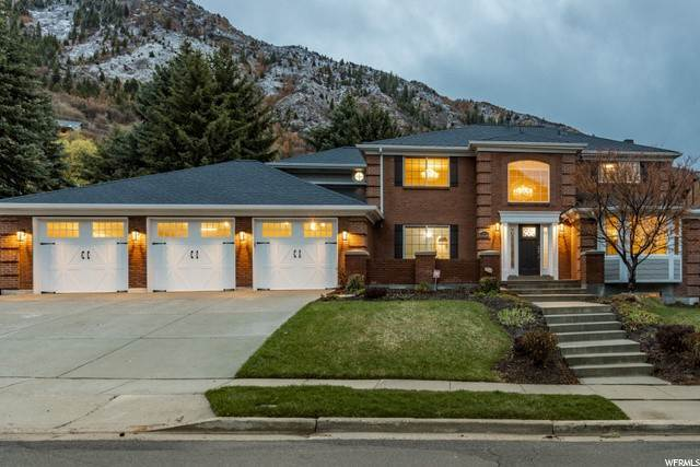 Single Family Homes for Sale at 3842 LITTLE COTTONWOOD Lane Sandy, Utah 84092 United States