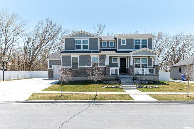 Single Family Homes por un Venta en 47 EASTWOOD Place Farmington, Utah 84025 Estados Unidos