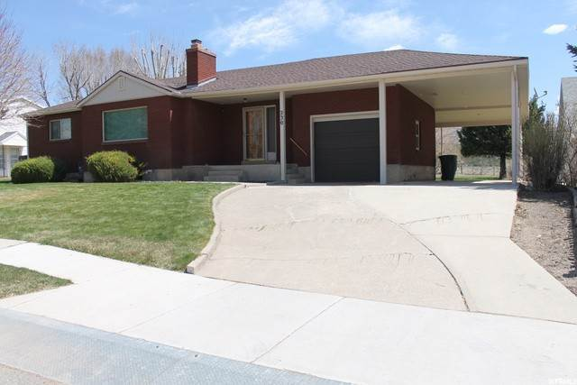 Single Family Homes for Sale at 230 StreetATE Street Fountain Green, Utah 84632 United States