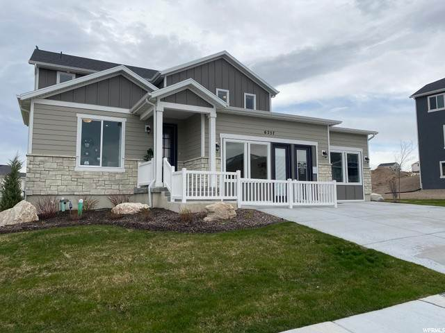 Single Family Homes for Sale at 6292 ECHOMOUNT Road West Valley City, Utah 84081 United States