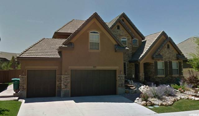Single Family Homes for Sale at 2071 WHISPER WOOD Drive Lehi, Utah 84043 United States