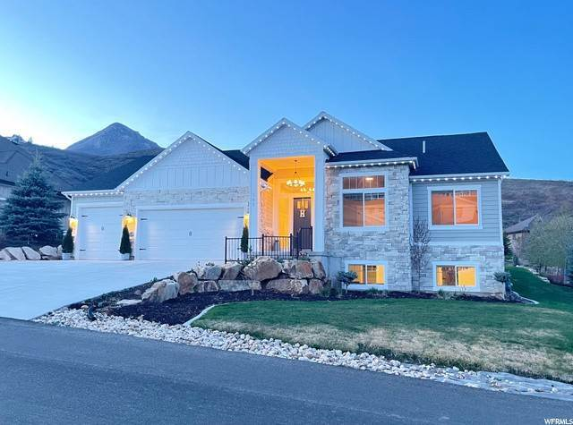 Single Family Homes for Sale at 345 SADDLE Drive Midway, Utah 84049 United States