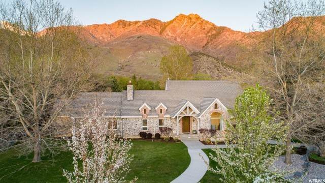 Single Family Homes for Sale at 750 QUAIL HOLLOW Lane Alpine, Utah 84004 United States