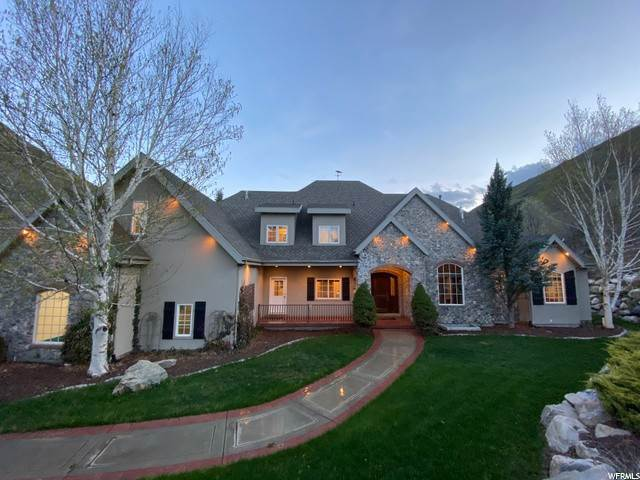 Property for Sale at 1154 HOBBLE CREEK CANYON Road Springville, Utah 84663 United States