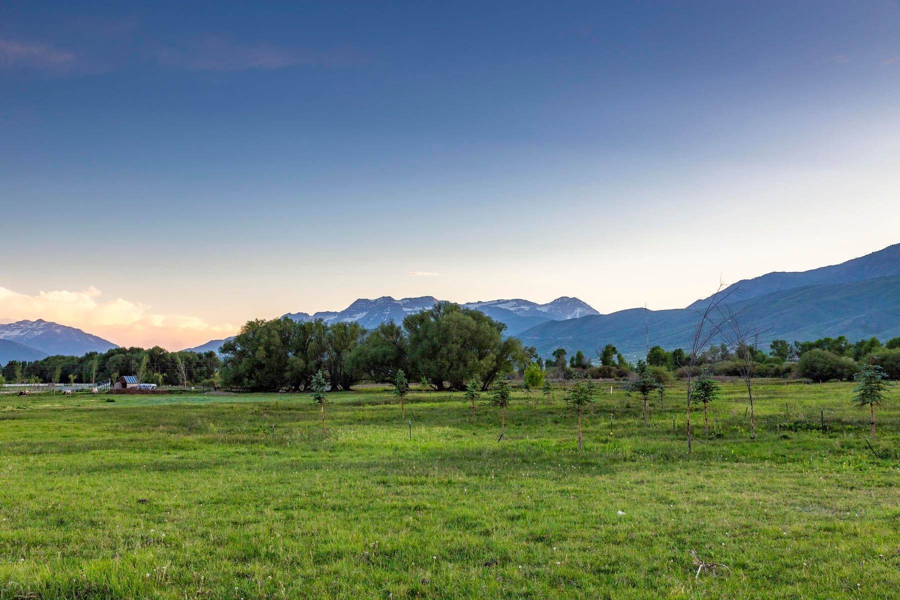 9. Land for Sale at Beautiful 7.68 Acre Lot Near The Provo River 1500 W Midway Ln, #9 Heber, Utah 84032 United States