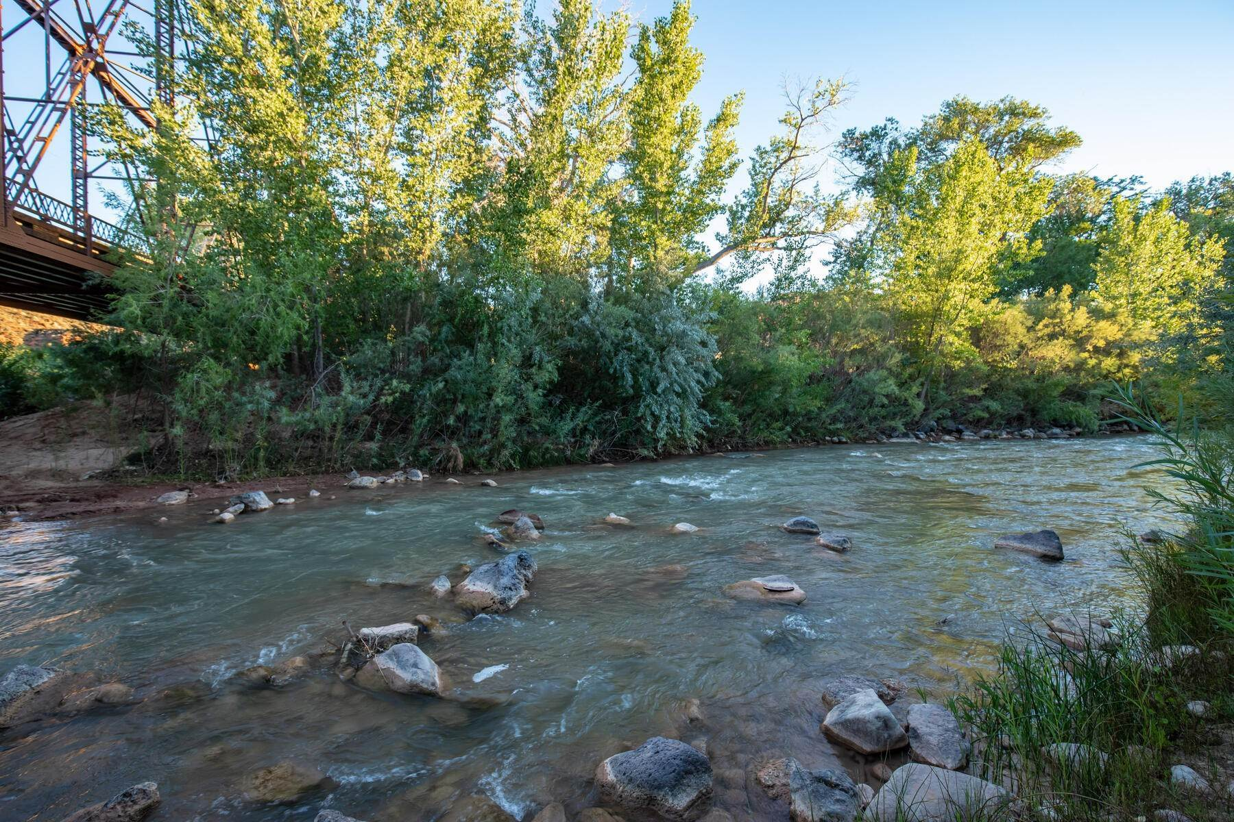 25. Land for Sale at 5+ Ac Field On The River In Rockville 250 So Bridge Road Rockville, Utah 84763 United States