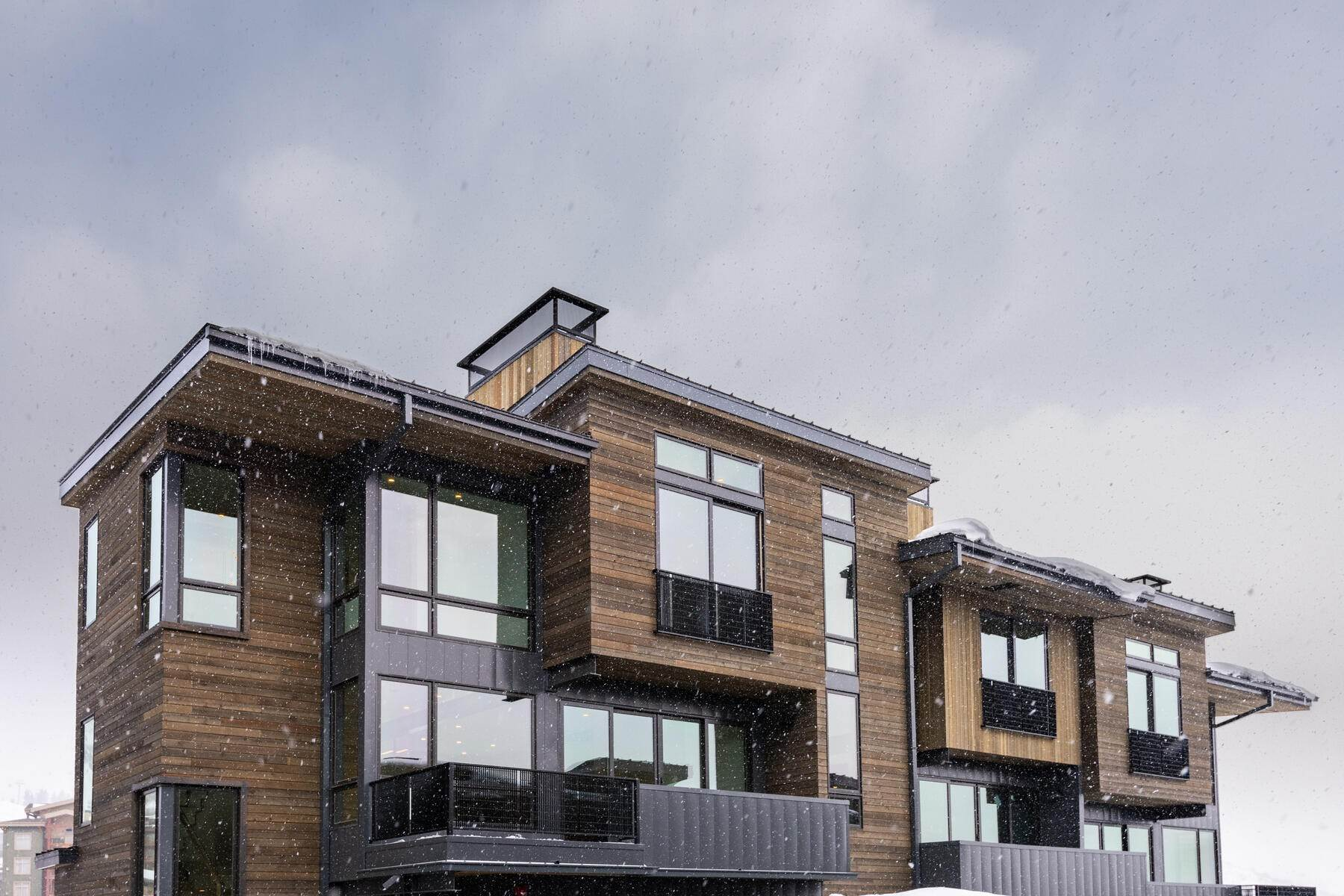 townhouses for Sale at Ski-In Townhomes In Canyons Village 3507 Ridgeline Drive Park City, Utah 84098 United States