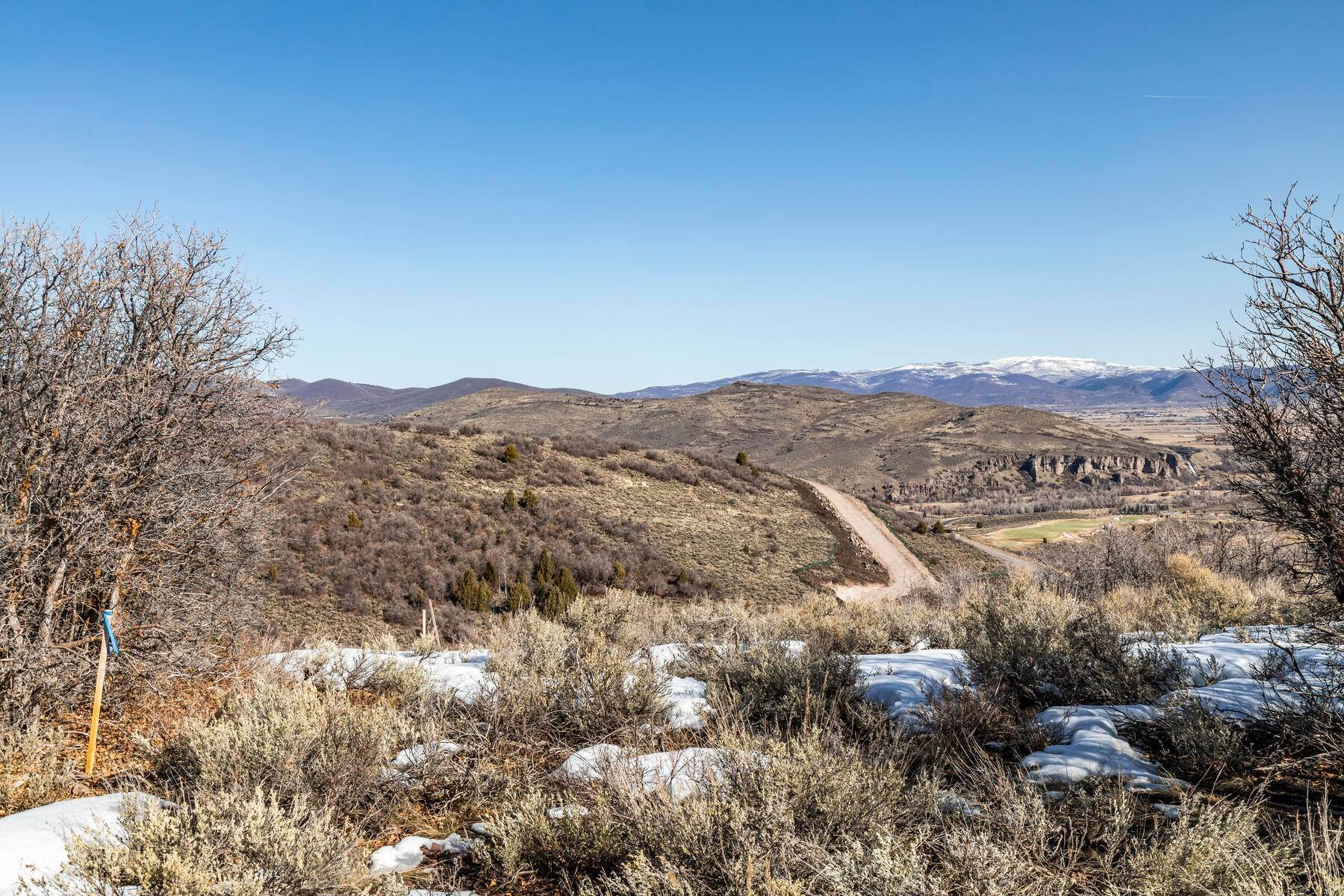 Land for Sale at This 4.45 Acre Homesite Features A Large Building Pad with Open Space 5961 E Backcountry Way, Lot #364 Heber City, Utah 84032 United States