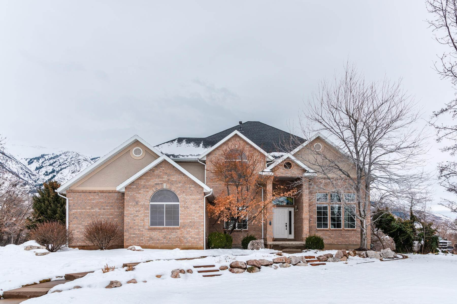 Single Family Homes for Sale at Nestled in East Layton 2080 Forest Ridge Drive Layton, Utah 84040 United States