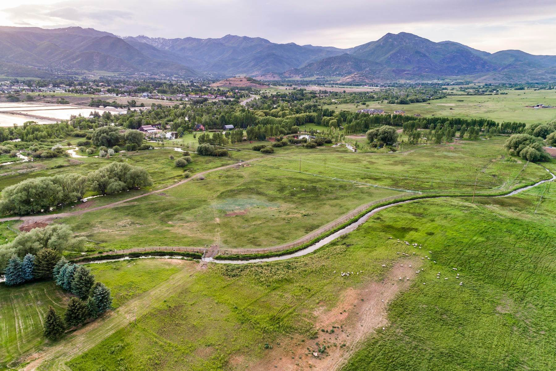 8. Land for Sale at Beautiful 7.68 Acre Lot Near The Provo River 1500 W Midway Ln, #9 Heber, Utah 84032 United States