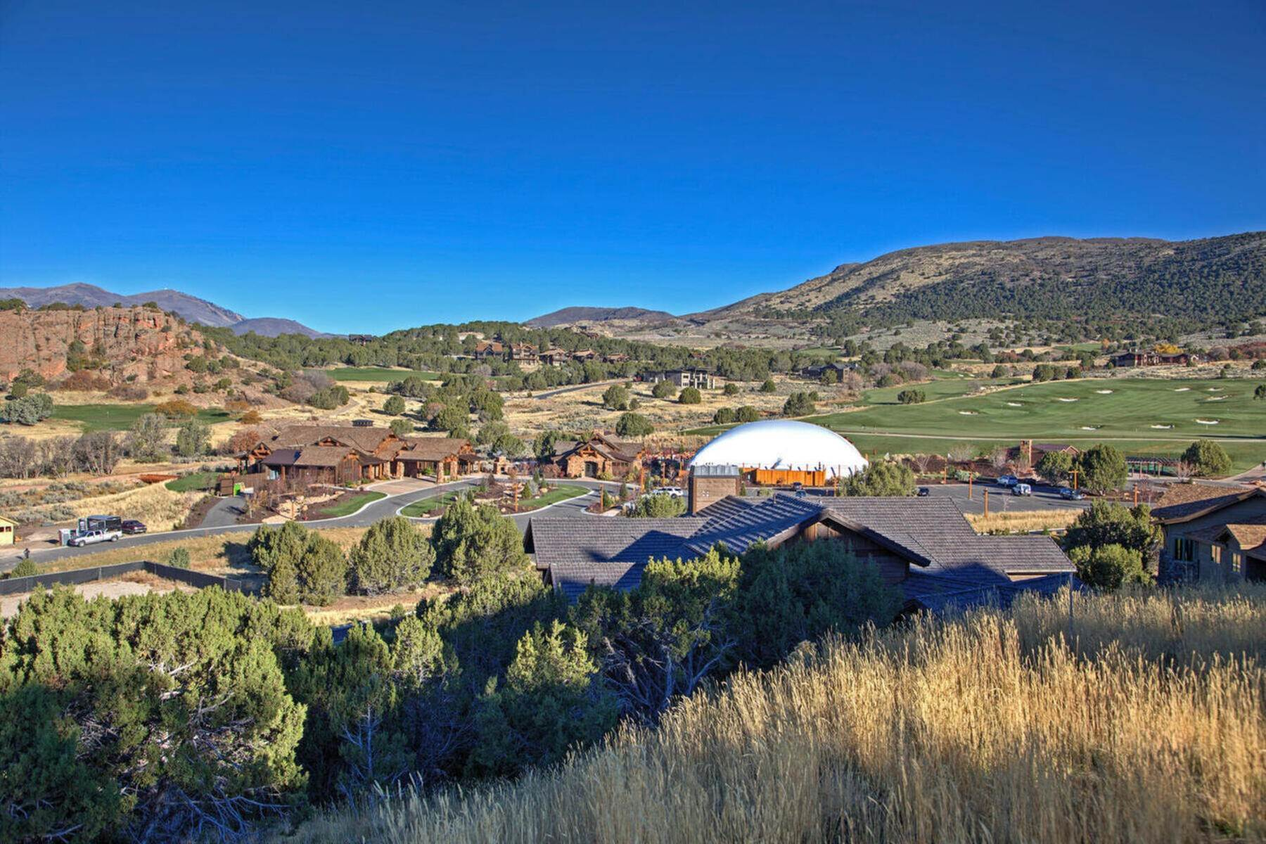 19. Land for Sale at Premier Custom Corner Homesite With Phenomenal Views In Exclusive Red Ledges 3205 E Horsehead Peak Court, Lot 171 Heber City, Utah 84032 United States