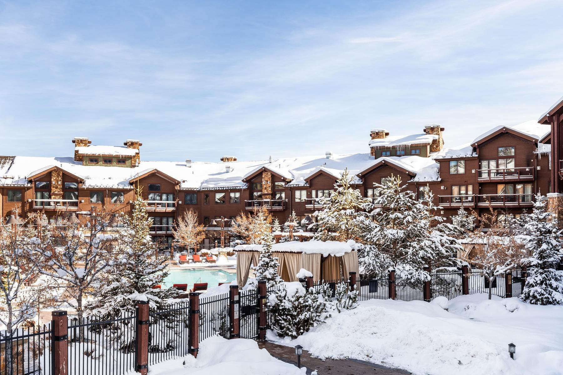 33. Condominiums at 2100 W Frostwood Boulevard #5172 Park City, Utah 84098 United States