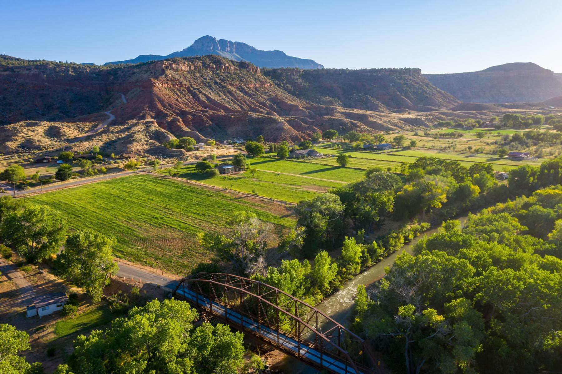 32. Land for Sale at 5+ Ac Field On The River In Rockville 250 So Bridge Road Rockville, Utah 84763 United States