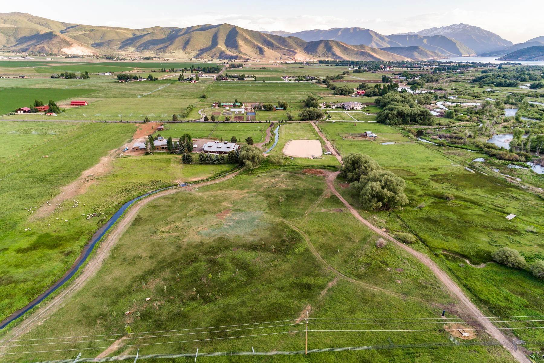 6. Land for Sale at Beautiful 7.68 Acre Lot Near The Provo River 1500 W Midway Ln, #9 Heber, Utah 84032 United States