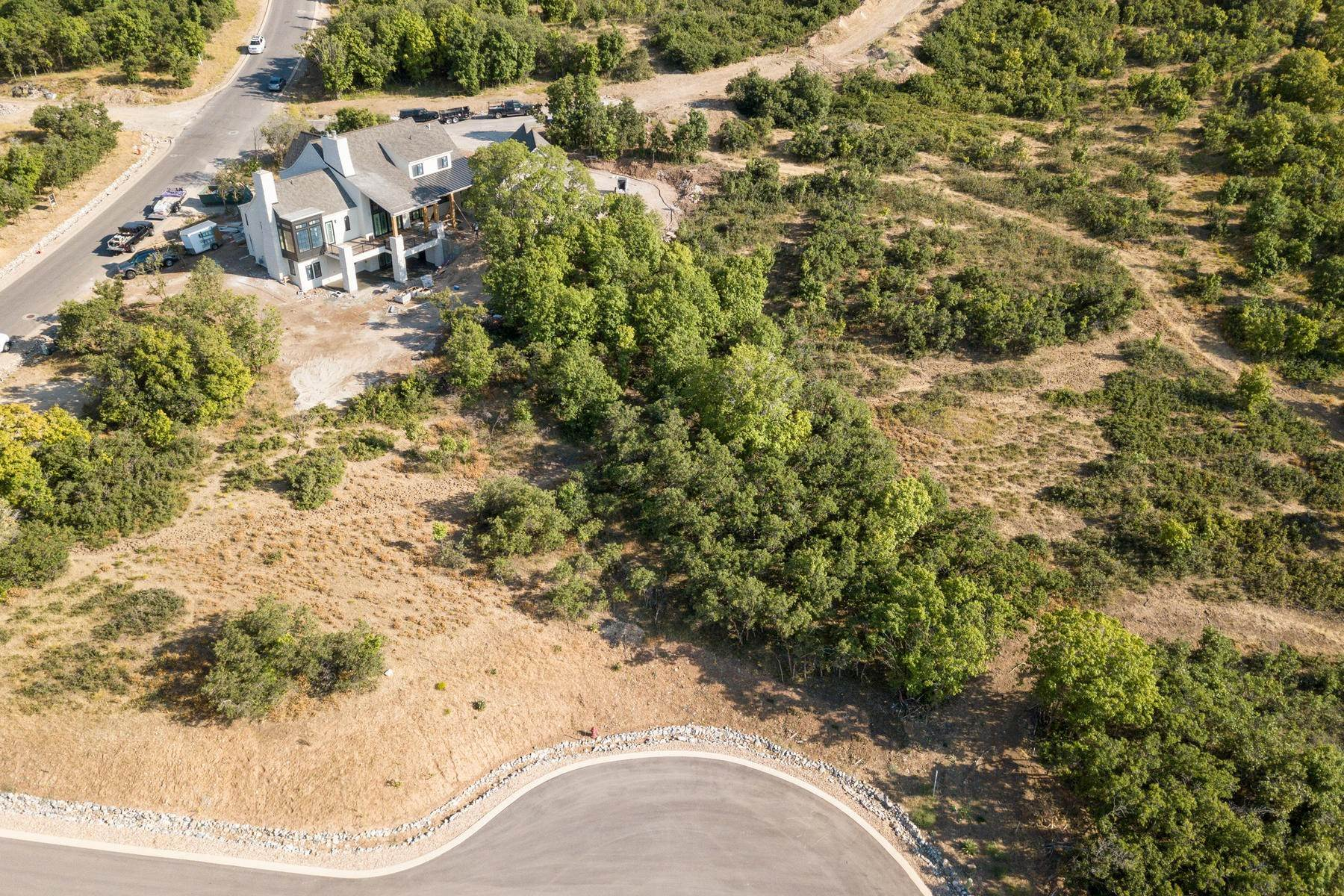 Land for Sale at Beautiful Secluded Lot in the Summit Creek Community 950 Aspen Circle Woodland Hills, Utah 84653 United States