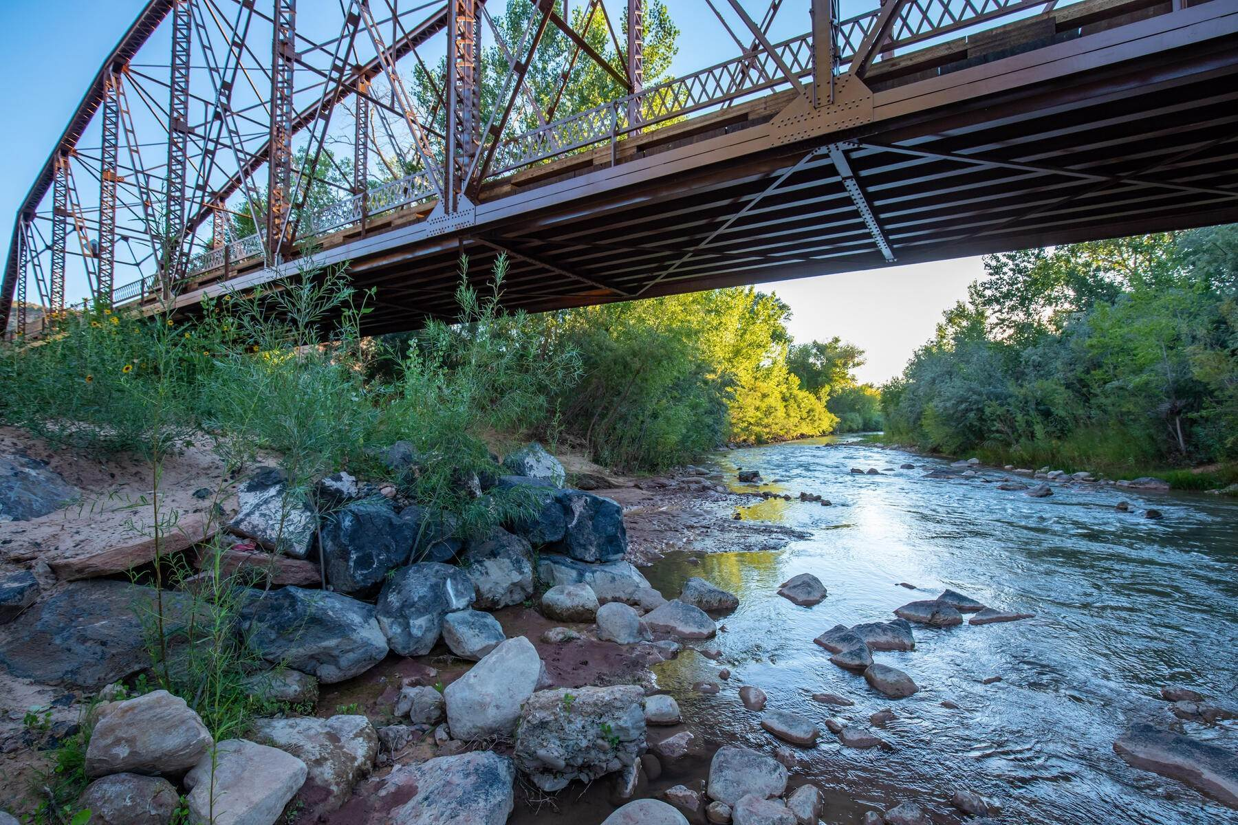 15. Land for Sale at 5+ Ac Field On The River In Rockville 250 So Bridge Road Rockville, Utah 84763 United States